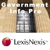 LexisNexis® Government Info Pro Podcast